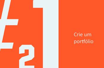 Dica #21: Crie um portfólio