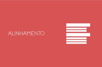 Alinhamento – Princípio do Design
