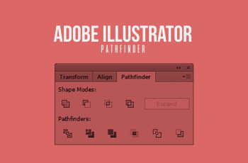 [INFOGRÁFICO] Pathfinder no Illustrator