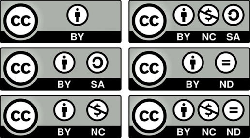 Licença Creative Commons Imagens Fotos e Vetores