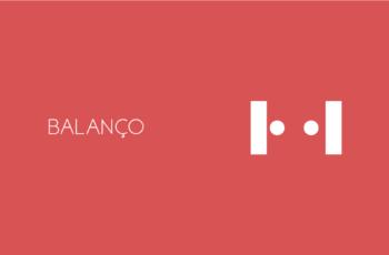 Balanço – Princípio do Design