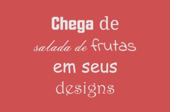 [INFOGRÁFICO] Combinar fontes em seu design como um profissional