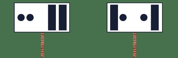 exemplo prático de uso do balanço no design