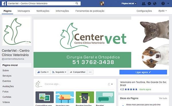 Criar uma Fanpage no Facebook para marca empresa